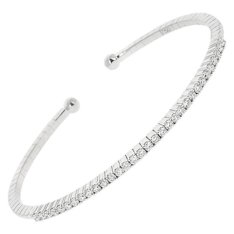 BRACELET RIVIERE DE DIAMANTS